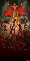 Sorceror Kobold-blood by Rammbolt