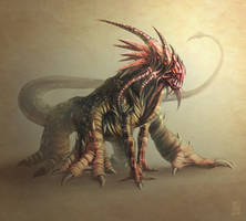 the beast by cornwainer