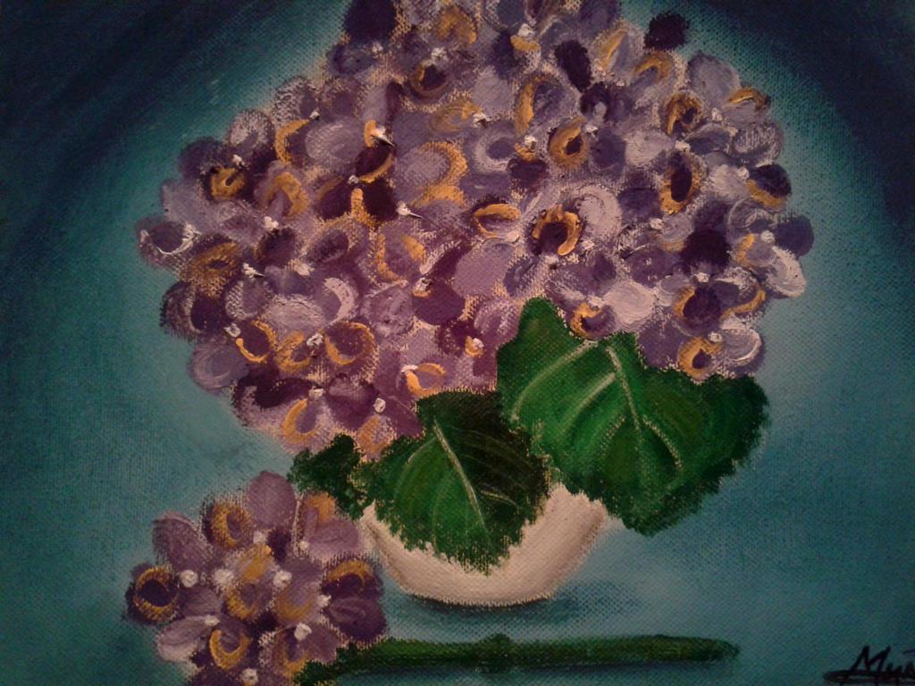 Hortensia by msMIM