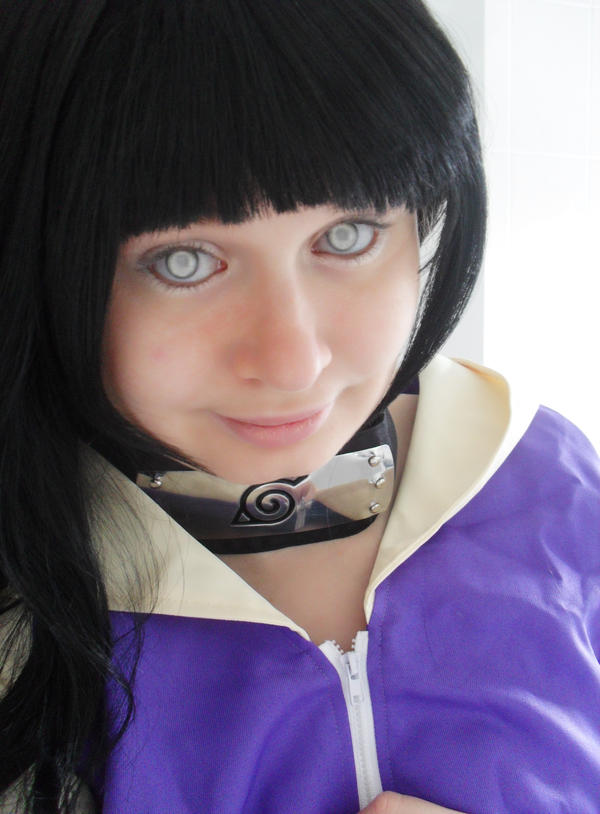 Byakugan by Nomiiku on DeviantArt