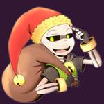 Underchaser secret santa event by CyaneWorks
