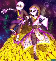 Pride month Nectos x Tenkei by CyaneWorks