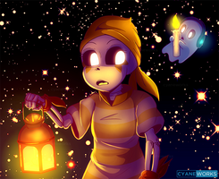 Nectober day 10: Candles by CyaneWorks