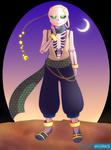 Chasember 2 Arabian Nights by CyaneWorks