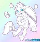 Reward Easter Dash by CyaneWorks