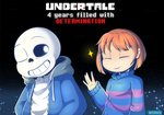 Undertale 4th Anniversary by CyaneWorks