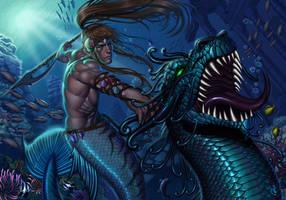 Tide Hunter by SaraForlenza