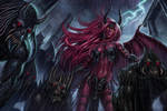 Baal and her Demons