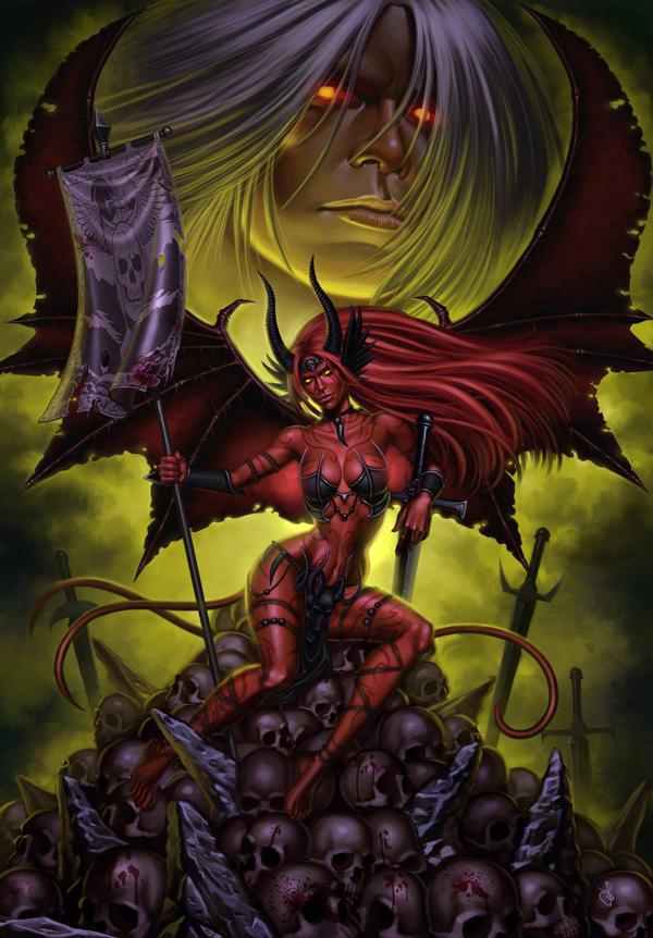 Amon Saga by SaraForlenza