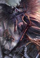 Apocalypse II by SaraForlenza