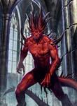 Just a devil