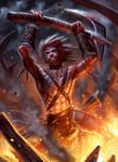 Barbarian rage