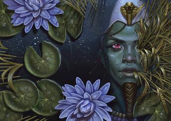 Osiris by SaraForlenza