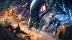 Invasion by chaosringen
