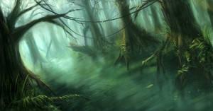 Swamp by chaosringen