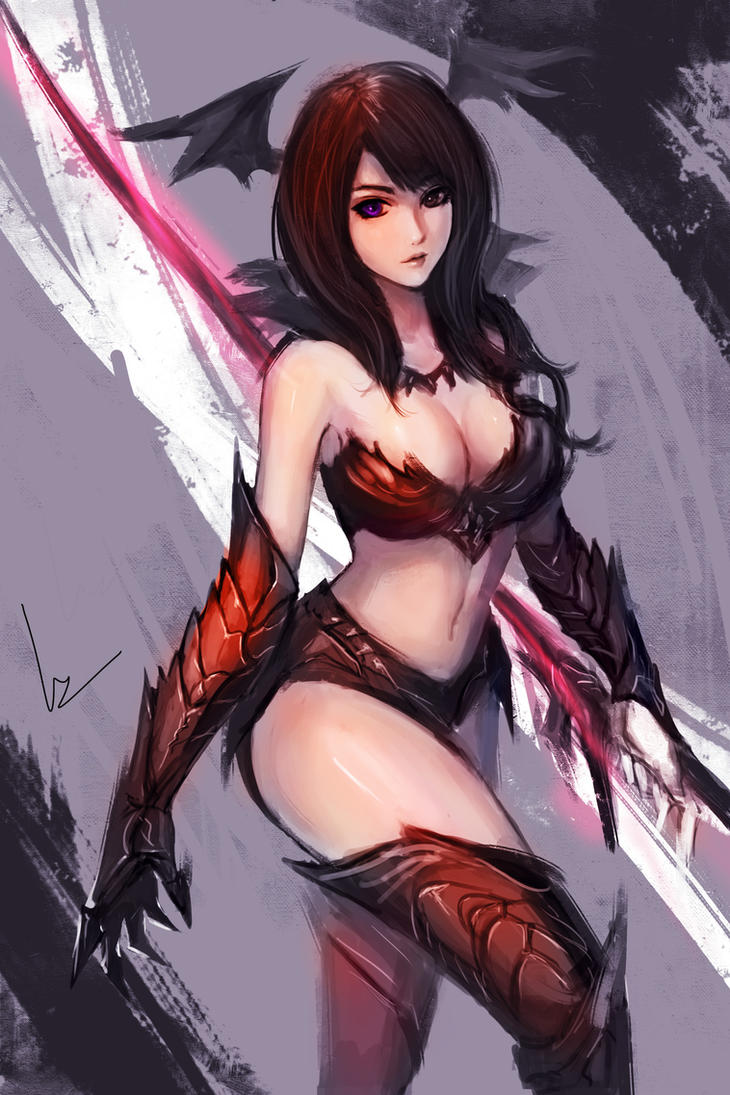 Soul Reaper by chaosringen