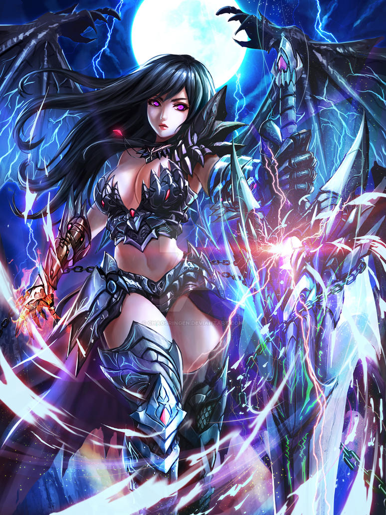 Demon Slayer - enhanced version by chaosringen