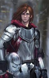 Armor Study by chaosringen