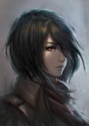Mikasa II by chaosringen