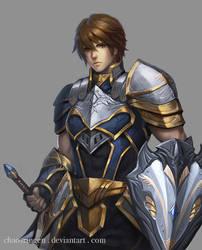 Swordman by chaosringen
