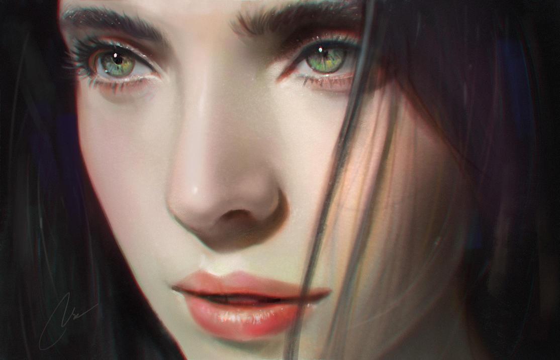 Eyes by chaosringen