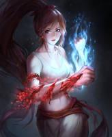 Elissa - Yin Yang version by chaosringen