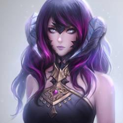 Lyla Hemera by chaosringen
