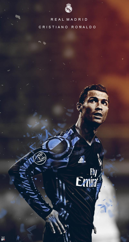 Cristiano Ronaldo Lock Screen Wallpaper By Ropn1996 On Deviantart