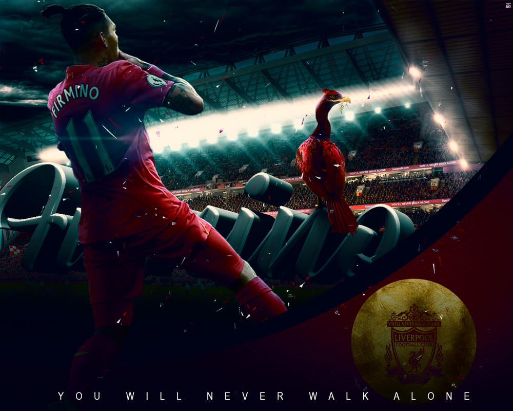Roberto Firmino Wallpaper By Ropn1996 On DeviantArt
