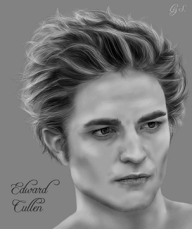 Twilight Series Edward Cullen By Padendra On Deviantart