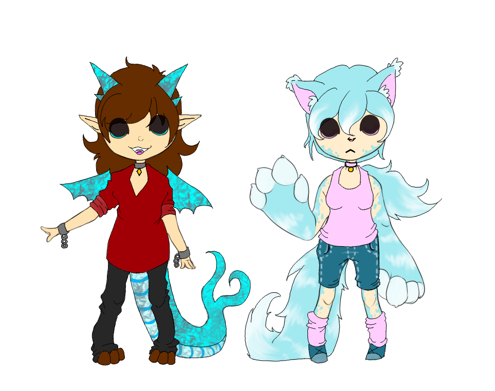 Monster Adopts (closed) by Ruruca