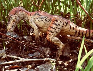 Jurassic Tiger by Dinopixx