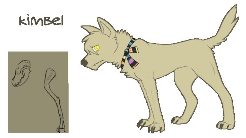 KNMA - Kimbel Reference by shadowwolf-4