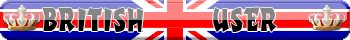 British User Signature Banner