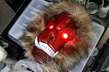 Devil Ape Mask Tokyo Ghoul