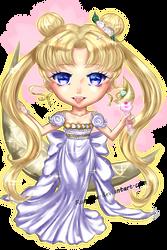 Princess Serenity by Luna-rii