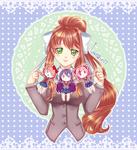 DDLC: Paper Dolls by Luna-rii