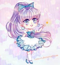 Wish upon a Star! by Luna-rii