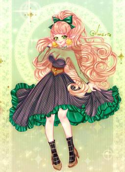 .:G:. Secret Santa - Akemi
