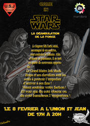 Game In Starwars by Pessaro