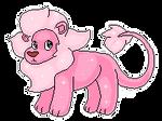 [F2U] Lion Pixel Doll