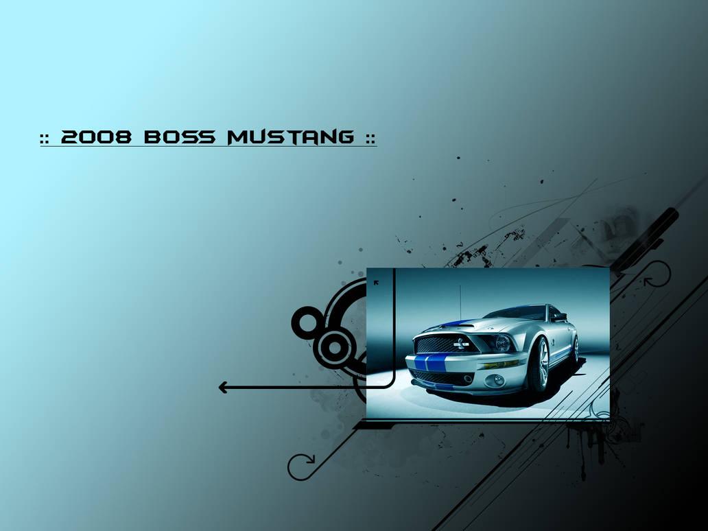 :: Boss Mustang .
