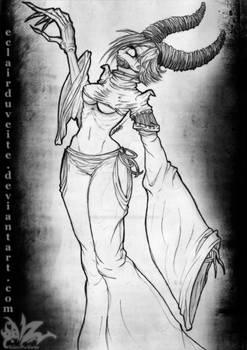 unnamed monster girl 1
