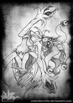 unnamed monster girl 2 Jester