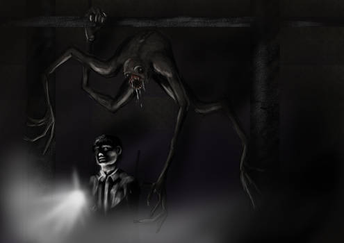 Zombie Concept: Spider