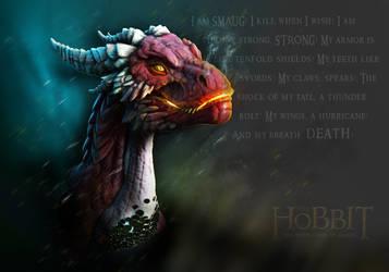 Smaug Character Poster