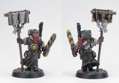 Adeptus Ministorum Missionary - Commission