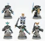Dark Angels Veterans Squad - SOLD