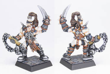 Warhammer Quest Pit Fighter - SOLD by PrincipeFenice