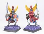 Warhammer Quest Bretonnian Knight -SOLD